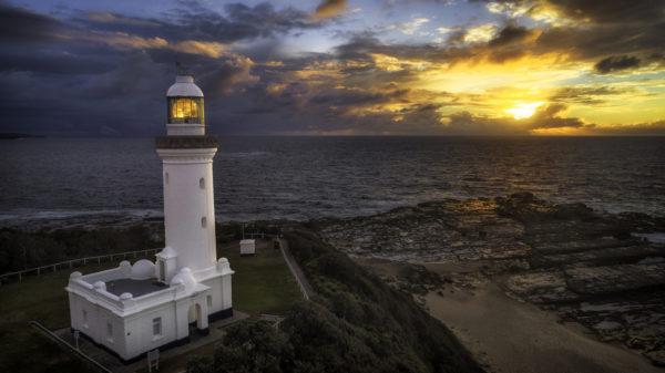 Norah Head Lighthouse Sunrise