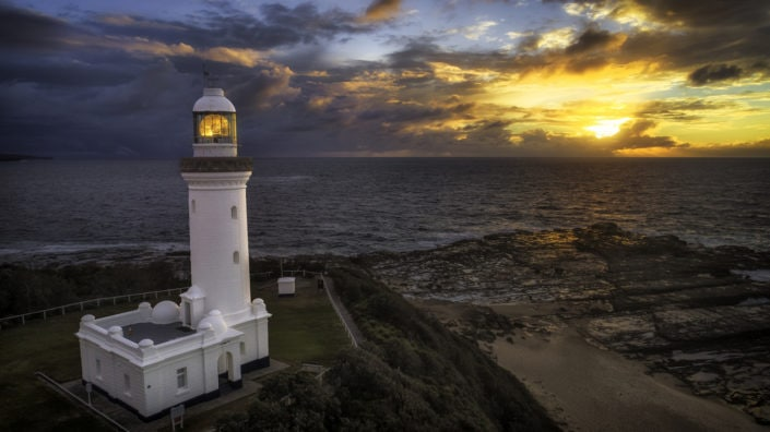 Norah Head Lighthouse Sunrise