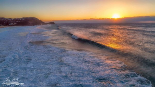 North Avoca Sunrise