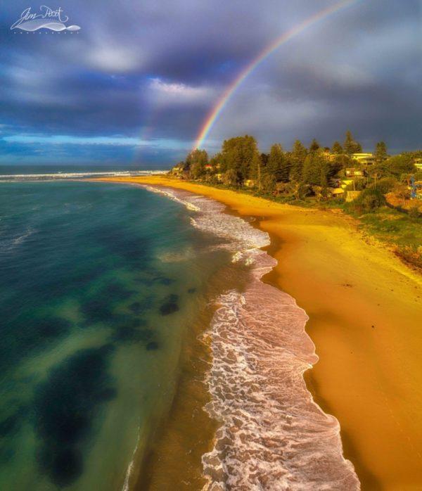Toowoon Bay Rainbow