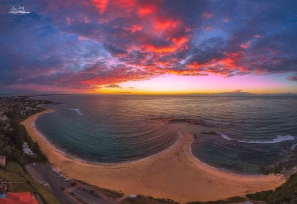 Toowoon Bay Sunrise