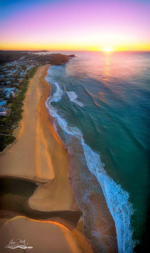 Avoca Beach Sunrise