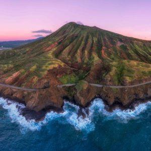Koko Crater Sunrise Hawaii