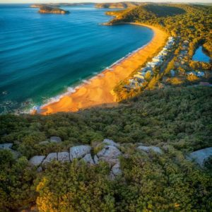 Pearl Beach Beauty