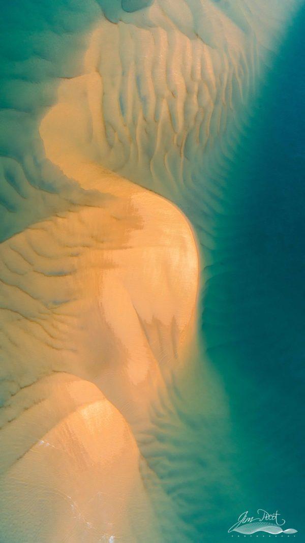 Sand Patterns at Ettalong