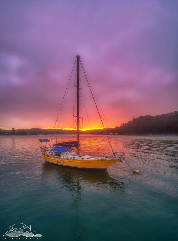 Sunrise Delight at Ettalong