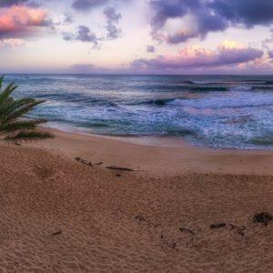Sunset at Sunset Beach Hawaii